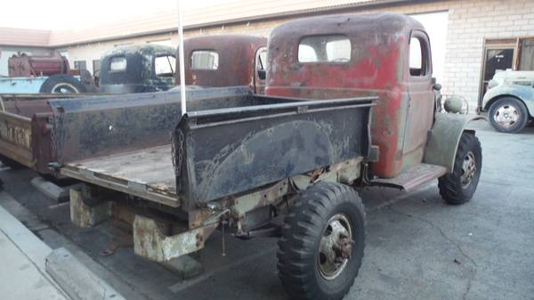 BangShift.com Power Wagons And M37 Trucks For Sale! We ...
