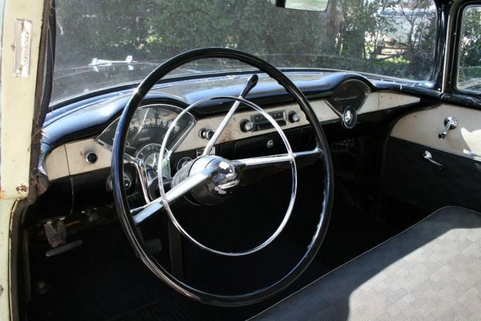 1956 Chevy Station Wagon 11