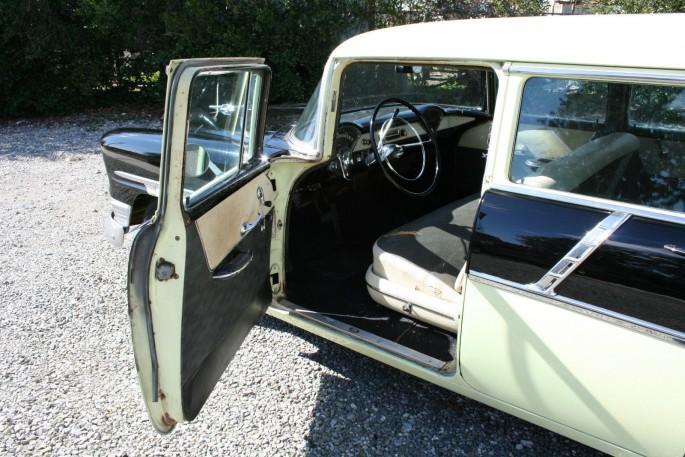 1956 Chevy Station Wagon 12