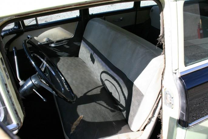 1956 Chevy Station Wagon 14
