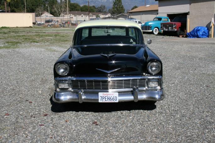 1956 Chevy Station Wagon 3