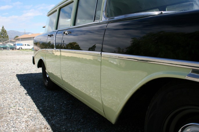 1956 Chevy Station Wagon 4