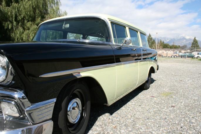 1956 Chevy Station Wagon 6