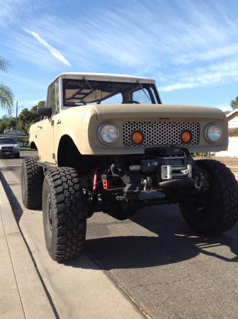 BangShift.com This 1963 Scout 80 Is Killer With Fullsize ...