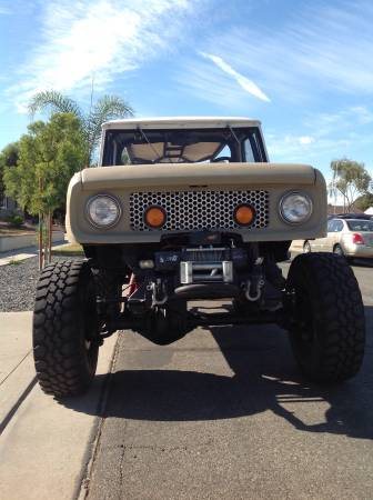 BangShift com This 1963 Scout 80 Is Killer With Fullsize GM