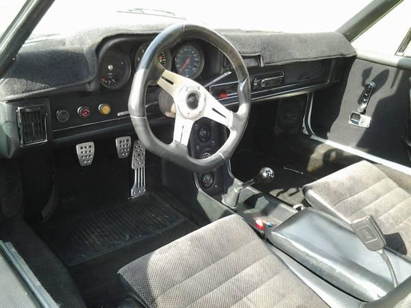 1972 Porsche 914 : 2.3L 7
