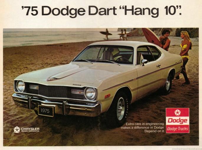 1975 Dodge Dart Hang 10