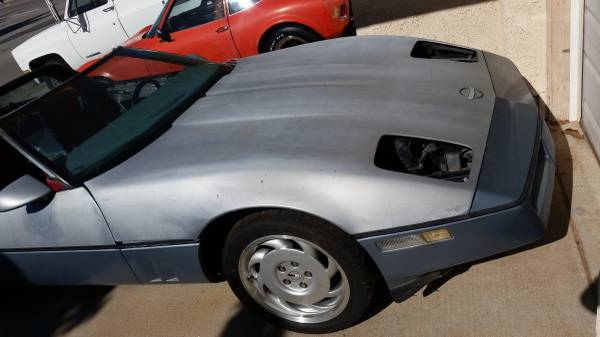 This $800 C4 Corvette Could Be Your Ticket To Pro Touring Fame And Glory
