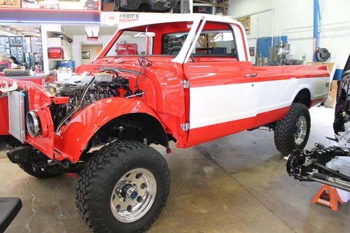 A MetalWorks Classia Auto Restoration (37)