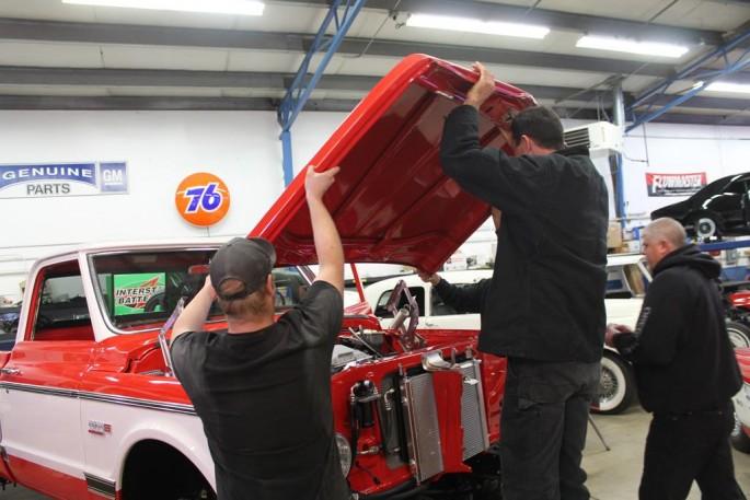 A MetalWorks Classia Auto Restoration (44)