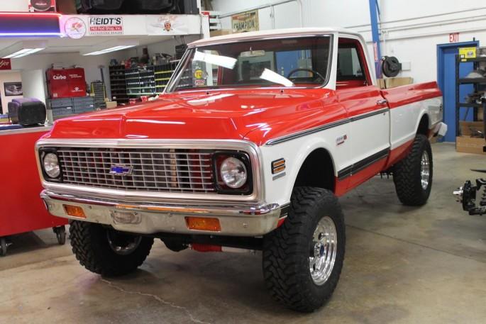 A MetalWorks Classia Auto Restoration (46)