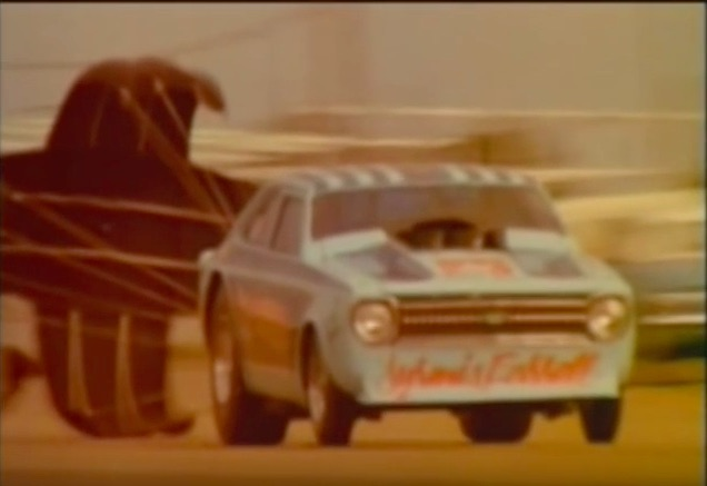 Vintage Drag Video: The 1972 Australian Drag Racing Nationals – Check Out The Awesome Cars