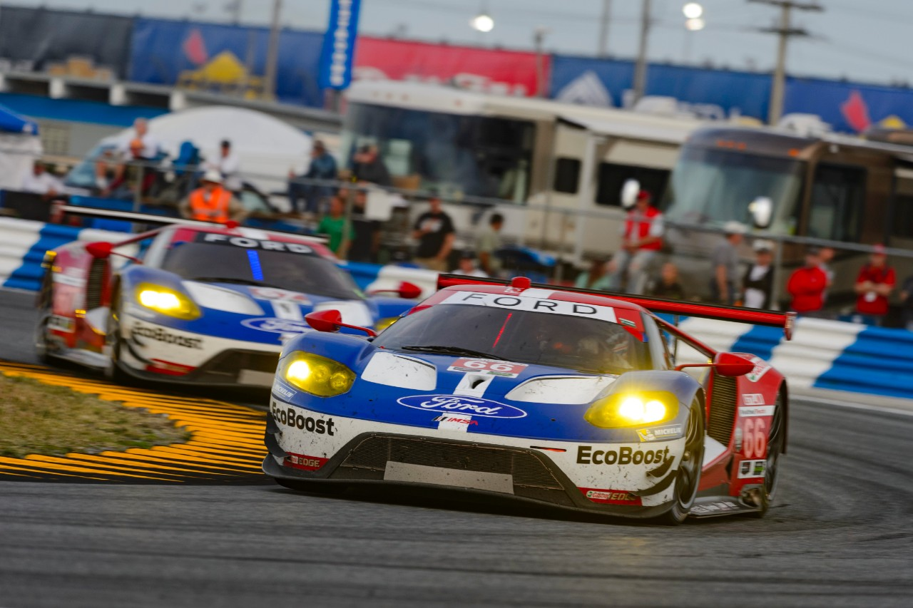 BangShiftcom Hours Of LeMans A Record Field Of Cars And - 2016 ford car lineup