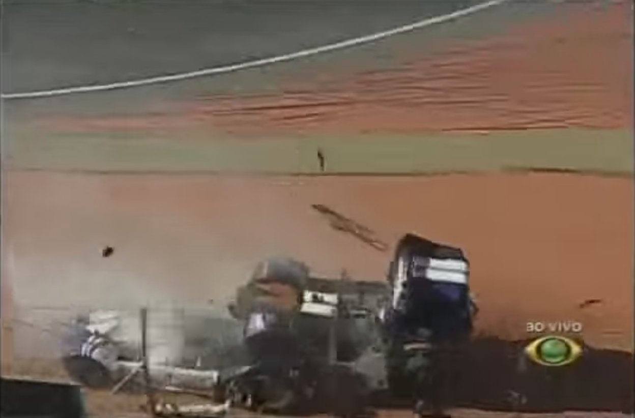 BangShift.com Two videos featuring crashes from Brazilian Formula ...