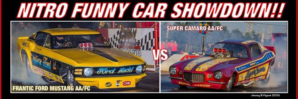 Classic Match Race Funny Cars Continue For 2016!