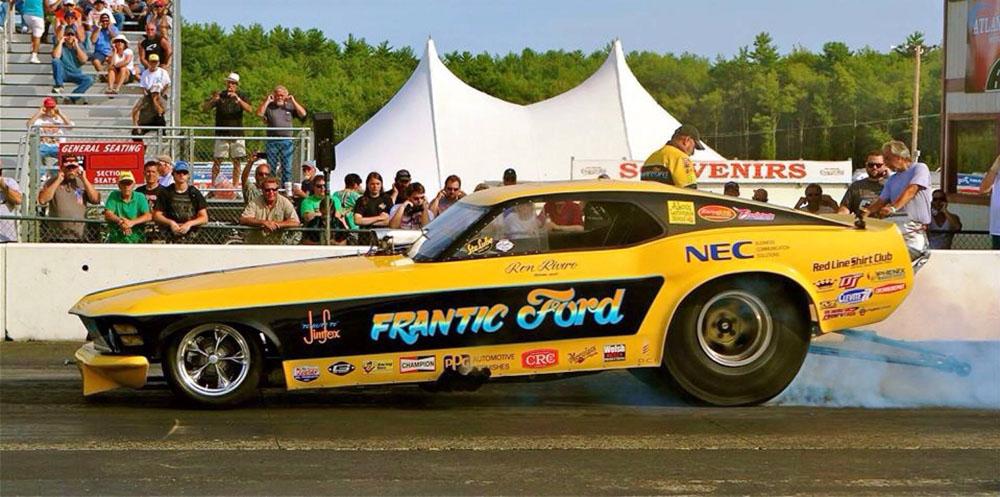 Classic Funny Car: BangShift.com Classic Match Race Funny Cars Continue For
