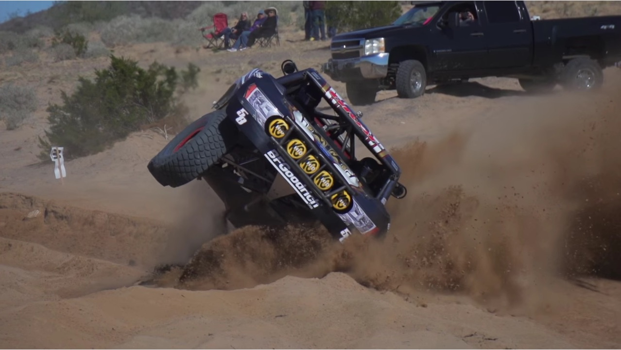 Best In The Desert Off-Road Racing Fun! Team Graf Tearing It Up At The 2016 Parker 425