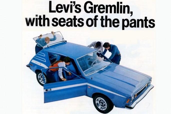 Gremlin Levi's
