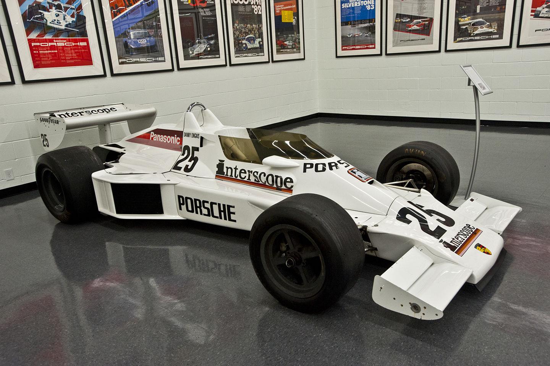 BangShift.com Porsche Indy 500 racer for sale on eBay