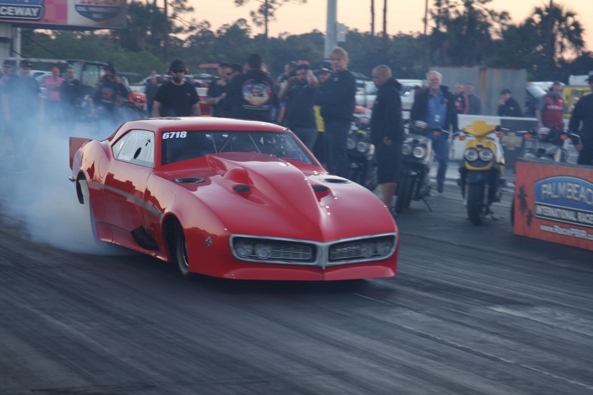 Pro Mod Action Gallery! Photos from the 2016 Bennett Auto Supply RPM Pro Mod Winter Warm Up