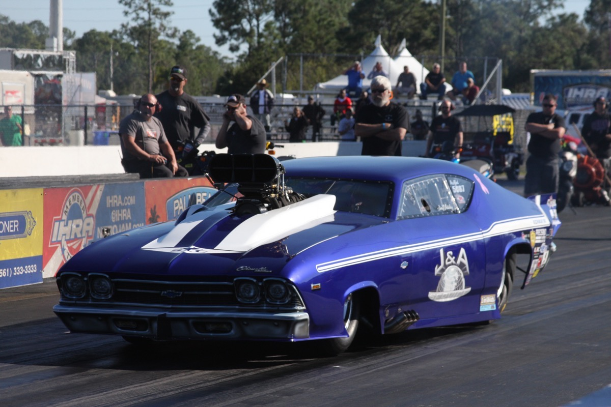 More Great Action Photos From The RPM First Blood Pro Mod Event In Florida