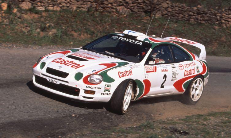 BangShiftcom Random Car Review 1995 Toyota Celica GTFour ST205