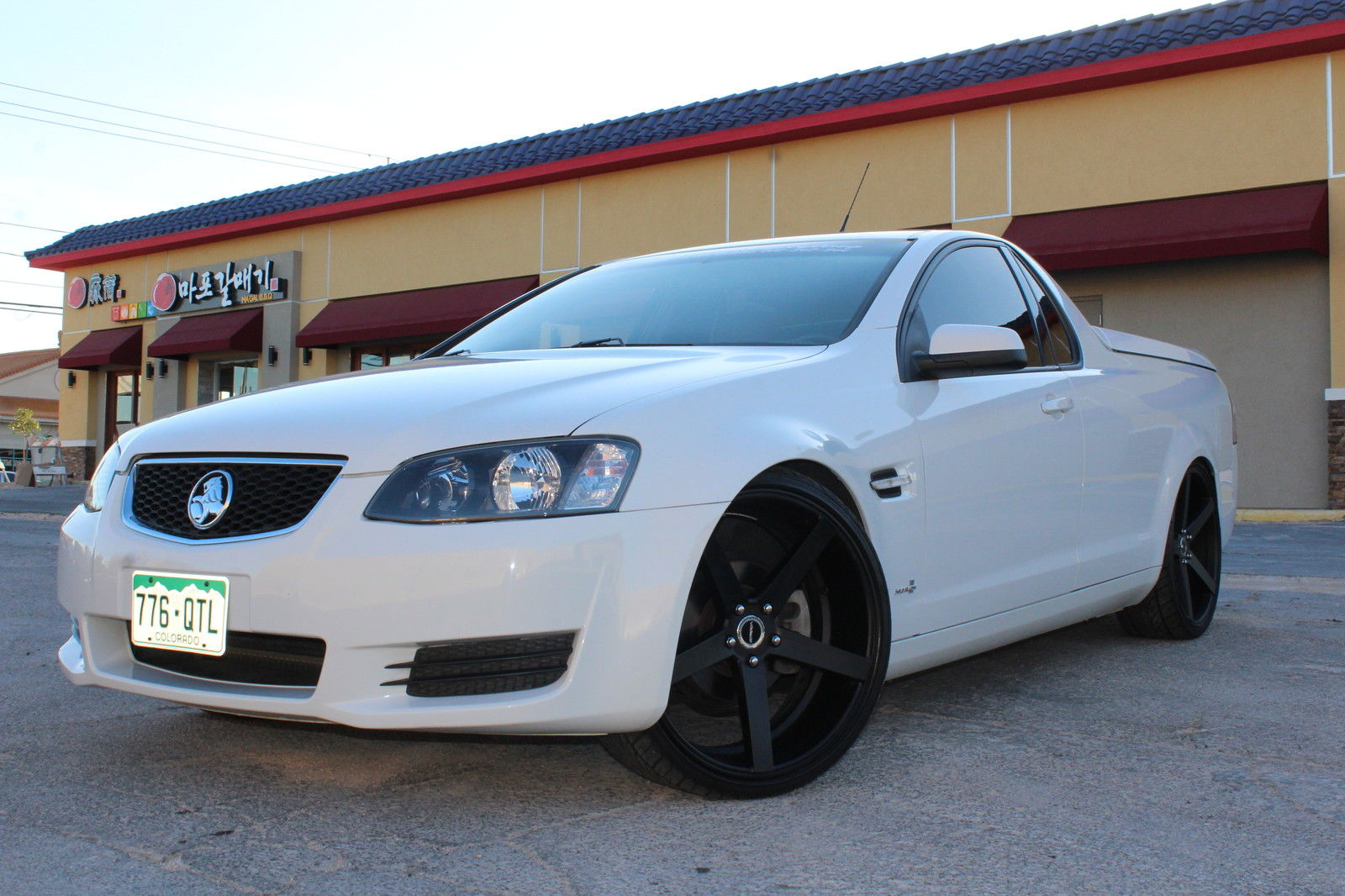 BangShift.com eBay Find: Is This 2010 Holden VE SS Ute The Only ...