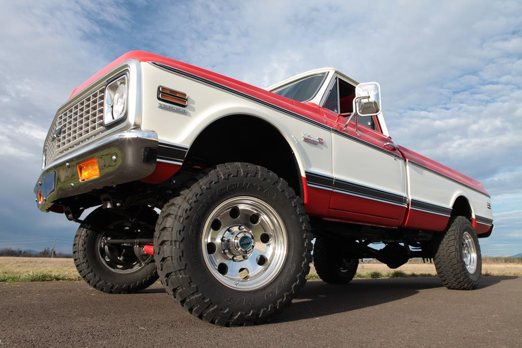 Ron Braxling's LSA Powered 1972 Chevrolet C20 4×4 Is One Bad Ass Rig