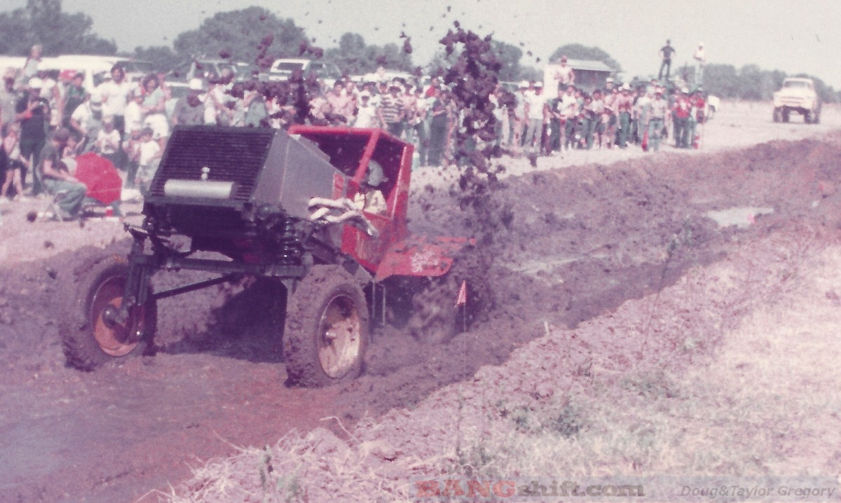 Mud Bog Time Machine: More Rigs, More Muck, and More Action From Oklahoma In The 1980s