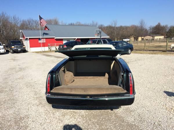 BangShift.com Craigslist Find: This 1994 Cadillac Pickup ...