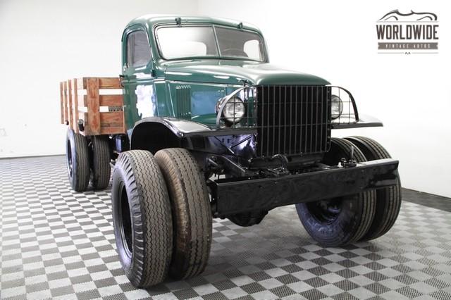 Used Mud Tires For Sale >> BangShift.com 1942 Chevrolet G506 for sale on eBay