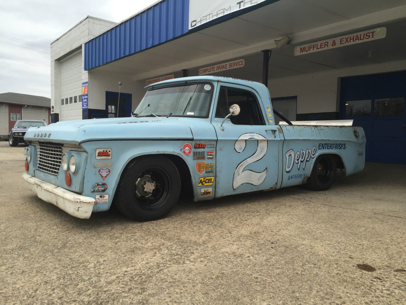 This 1970 Dodge D100 May Be The Neatest Pickup Truck We've Seen – Awesome In Every Way