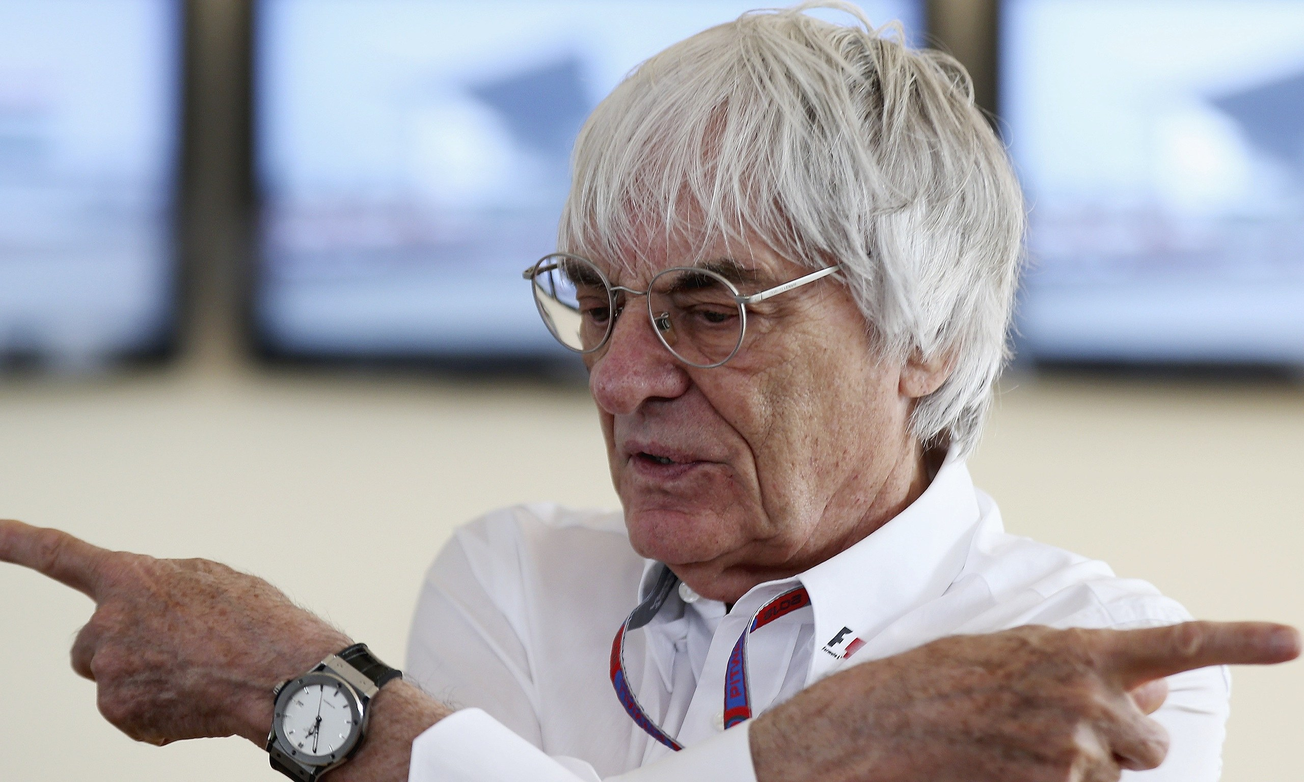 Epic Troll Bernie Ecclestone Declares F1 'Worse Than It Has Ever Been', Tells Reporters He Wouldn't Pay To Watch