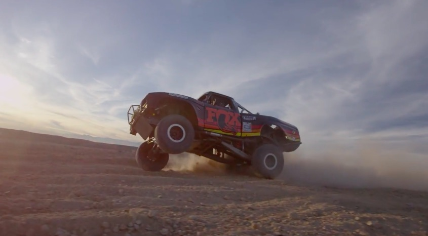 Cool Video: The Road To The Mint 400 – Steve Olliges Takes His Retro Awesome Ford To The Desert