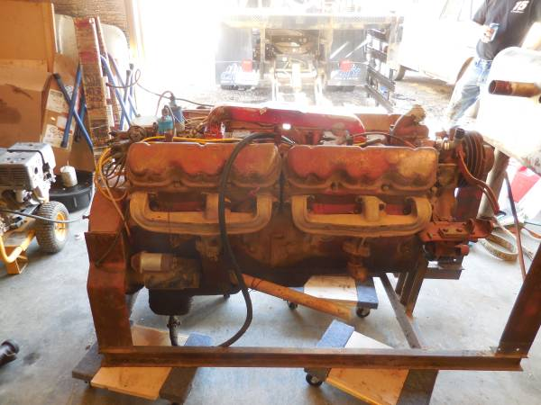 Craigslist Find: A GMC 702ci V-12 – How Does 585 ft/lbs Of Torque At 1,600 RPM Sound To You?