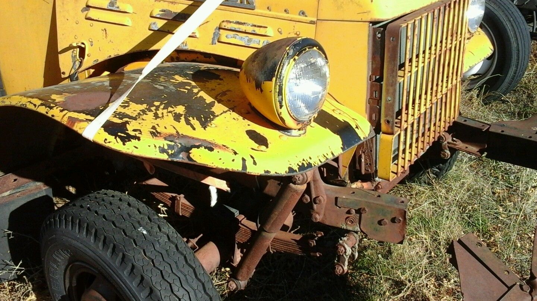 Bangshift Com Dodge Power Wagon School Bus