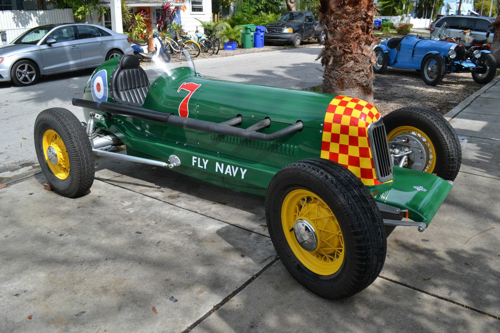 eBay Find: Street Legal 1928 Chevrolet Old School Racer Tribute Is 100% BangShifty