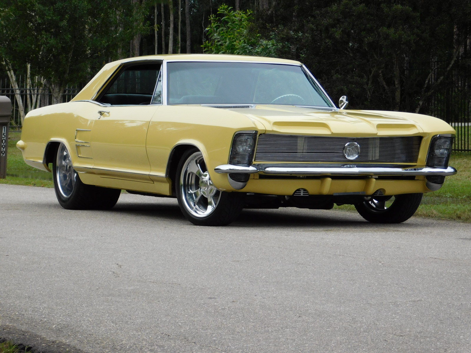 This 1964 Buick Riviera Is Unique In A Bunch Of Ways But The Engine Is A Topper