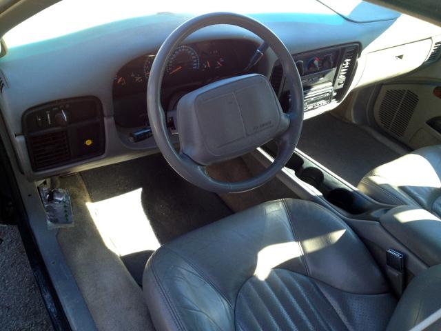 BangShift com BangShift Project Files: A 1995 Chevrolet Caprice 9C1