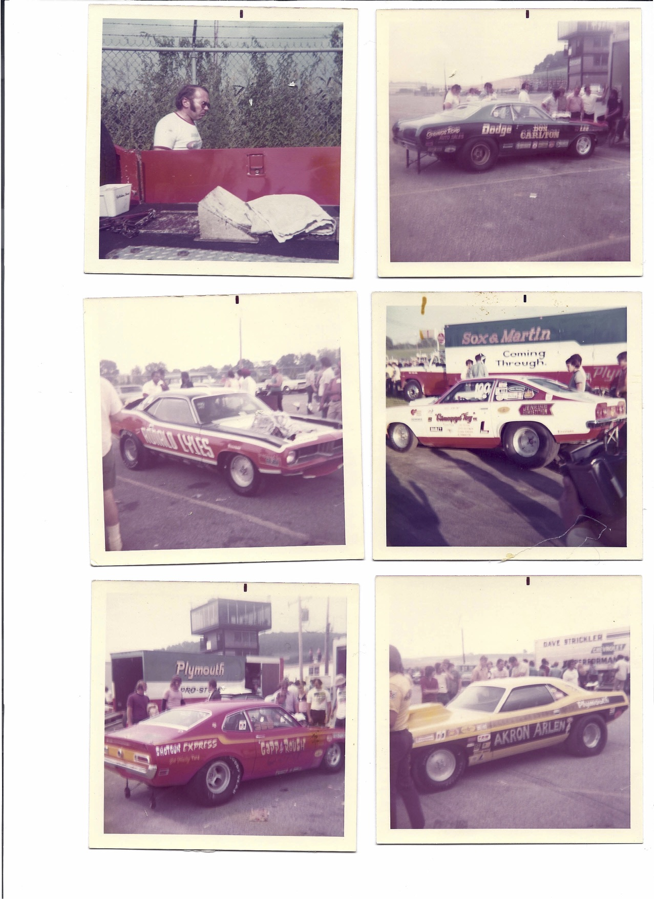 Historic Photos: Check Out These Great Images From The 1972 Super Stock Nationals At York, PA