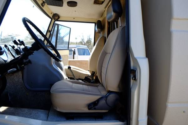 Bangshift Com This 1979 Mercedes Benz Unimog Expedition