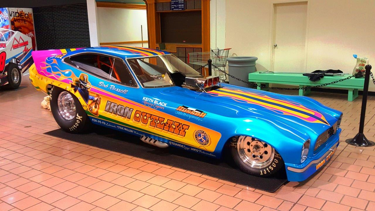 Bangshift Com The Iron Outlaw Funny Car Will Be Racing