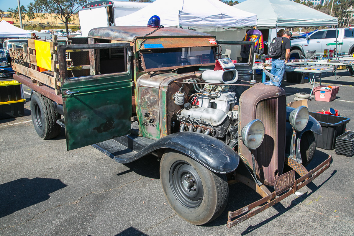 Big 3 Swap Meet Coverage: More Cool California Iron For Sale In San Diego