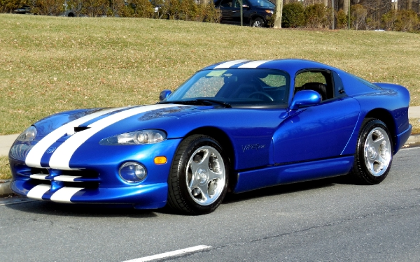 GTS Blue