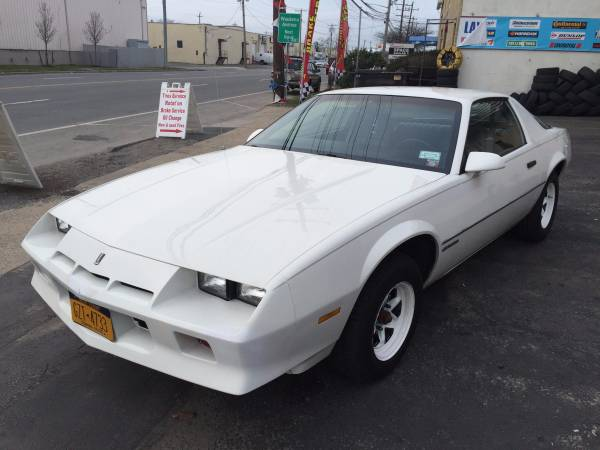 Bangshift Com Four Banger Chevy Camaro For Sale In New York