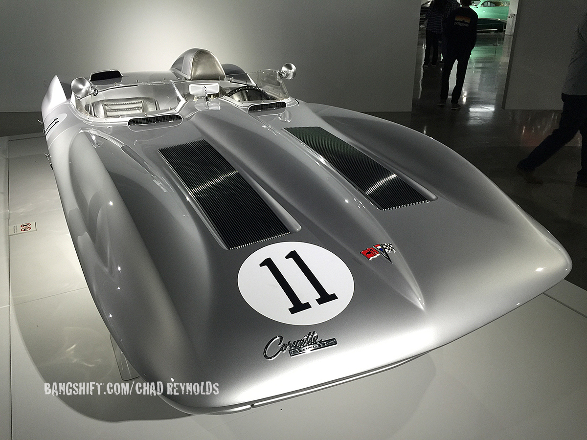 The Precious Metals Display At The Petersen Automotive Museum Is Pure Sexy In Silver