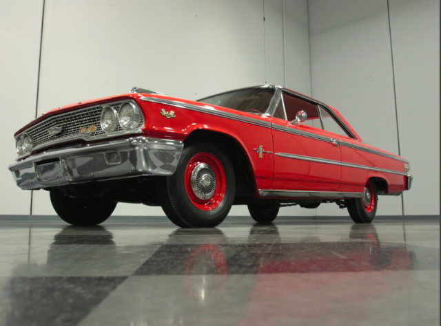 eBay Find: This Q-Code 1963 Galaxie Is Ford Performance Heritage Perfection