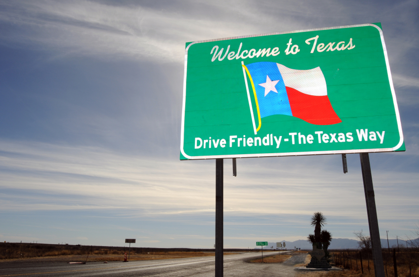 You Can't Drive To Texas From Here! Or…Holy Crap We Are Screwed…