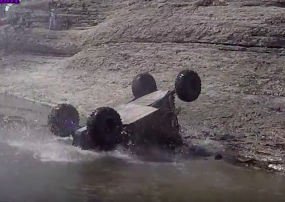 If At First You Don't Succeed, Fail, Fail Again – Here's A Rock Bouncing Video We're Scratching Our Head Over