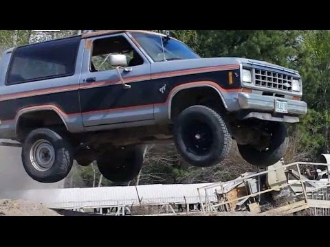 """Unhinged: The """"Bronco II Incident"""", Or How I Managed To Not Land A Truck On A Friend"""